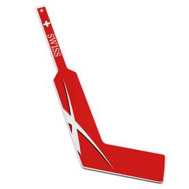 Knee Hockey Goalie Stick Swiss