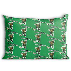 Seams Wild Hockey Pillowcase - Chantler (Pattern)