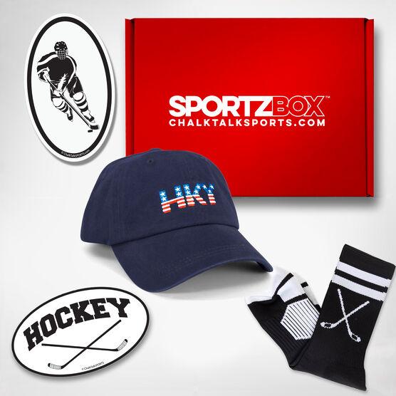 Hockey SportzBox Gift Set- Playmaker