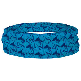 Cheerleading Multifunctional Headwear - Megaphone Pattern RokBAND