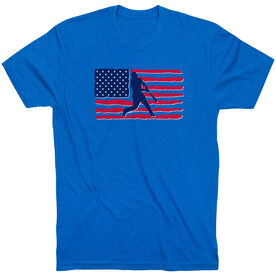 Baseball T-Shirt Short Sleeve - Baseball Land That We Love
