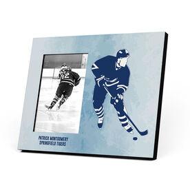 Hockey Photo Frame - Guy Player
