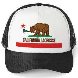 Guys Lacrosse Trucker Hat - California Lacrosse