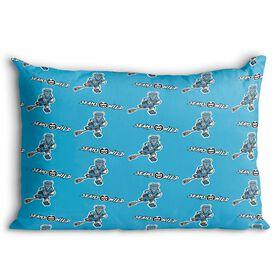 Seams Wild Lacrosse Pillowcase - Chillax (Pattern)