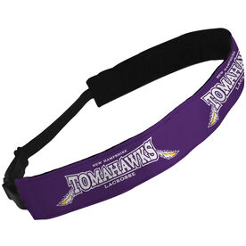 JuliBand - New Hampshire Tomahawks Logo Repeat