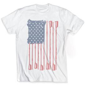 Vintage Crew T-Shirt - Crew American Flag