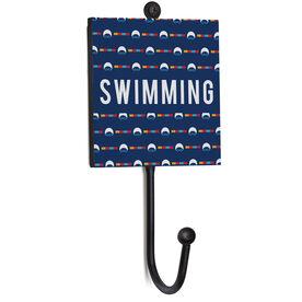 Swimming Medal Hook - Swimming Pattern