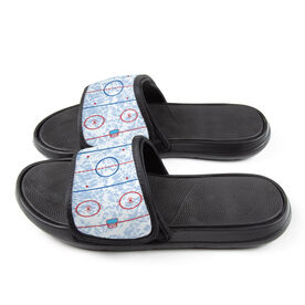 Hockey Repwell® Slide Sandals - Ice Rink