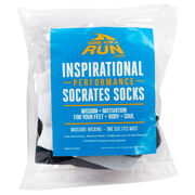 Socrates® Woven Performance Socks 110% (Black)
