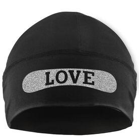 Snowboarding Beanie Performance Hat - Snowboard Love