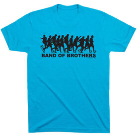 Soccer Tshirt Short Sleeve Soccer Band of Brothers