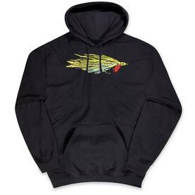 Fly Fishing Hooded Sweatshirt - Deceiver