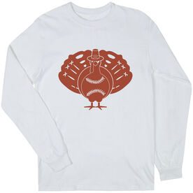 Baseball Long Sleeve T-Shirt - Turkey Player