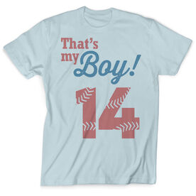 Vintage Baseball T-Shirt - That's My Boy