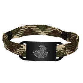 Swimming Lace Bracelet Swimmer Adjustable Sport Lace Bracelet