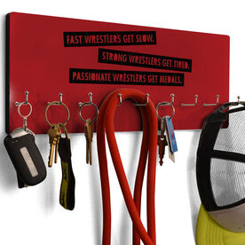 Wrestling Hook Board Fast Strong Passionate
