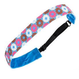 Athletic Juliband Non-Slip Headband - Donut