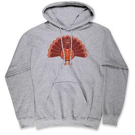 Basketball Standard Sweatshirt - Turkey Player