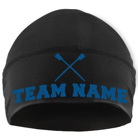 Beanie Performance Hat - Crew Team Name