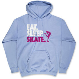 Figure Skating Standard Sweatshirt Eat. Sleep. Skate.