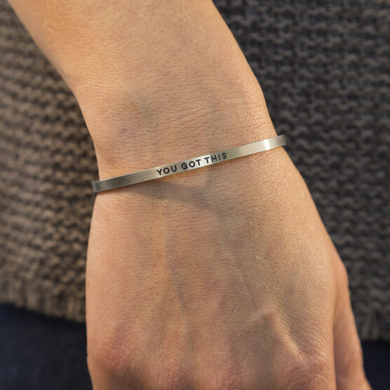 InspireME Cuff Bracelet - You Got This