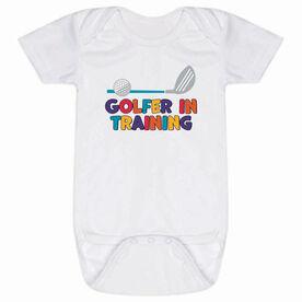 Golf Baby One-Piece - Golfer in Training