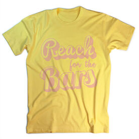 Vintage Gymnastics T-Shirt - Reach For The Bars