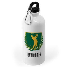 Golf 20 oz. Stainless Steel Water Bottle - Custom Logo