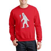 Guys Lacrosse Crew Neck Sweatshirt - Yeti Lacrosse