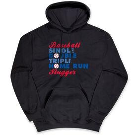 Baseball Standard Sweatshirt - HomeRun