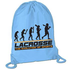 Evolution of Lacrosse Sport Pack Cinch Sack