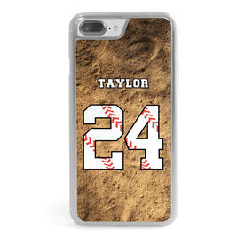 Baseball iPhone® Case - Baseball Diamond