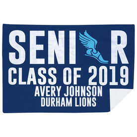 Cross Country Premium Blanket - Personalized Senior Class Of