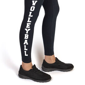 Volleyball Leggings - Volleyball