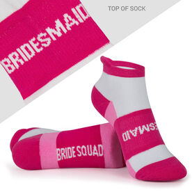 Socrates® Woven Performance Sock - Bridesmaid