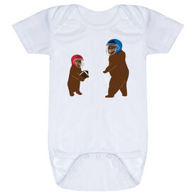 Football Baby One-Piece - Bears