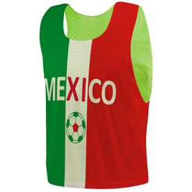 Soccer Pinnie - Mexico