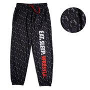 Wrestling Lounge Pants - Eat Sleep Wrestle