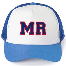 Personalized Trucker Hat - Mr. (Sporty)