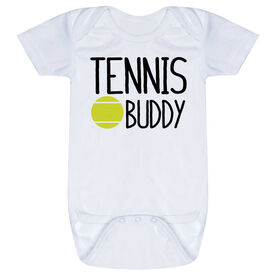 Tennis Baby One-Piece - Tennis Buddy
