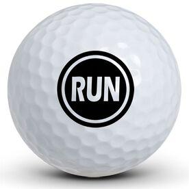 Run Golf Balls