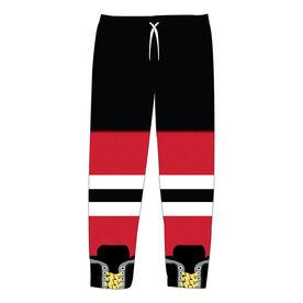 Custom Hockey Lounge Pants - Player