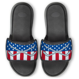 Hockey Repwell® Slide Sandals - USA Hockey