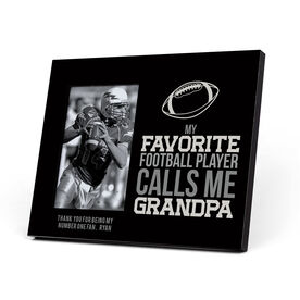Football Photo Frame - Grandpa