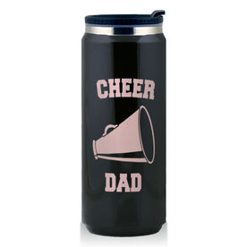 Stainless Steel Travel Mug Cheer Dad