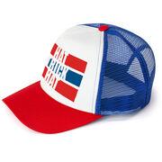 Hockey Trucker Hat - Hat Trick