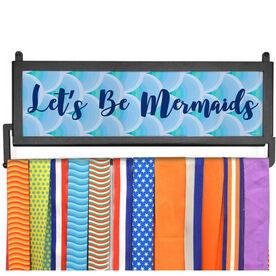 AthletesWALL Medal Display - Let's Be Mermaids