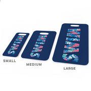 Swimming Bag/Luggage Tag - Floral Swim