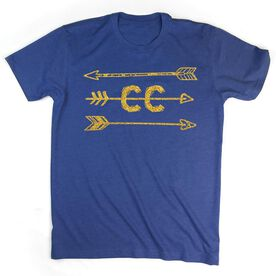 Cross Country Youth T-Shirt Short Sleeve Arrows