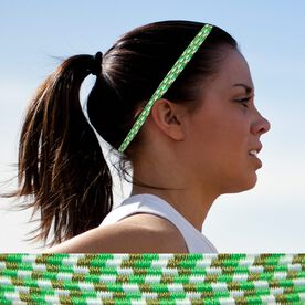 Bunji BAND Elastic Headbands for Athletes - Sage